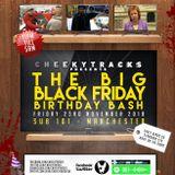 Cheeky Tracks Big Black Friday Birthday Bash - Rick James & Jon Hemming Live recording