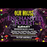 NICK ADAMS: OUR HOUSE, ENCHANTED FOREST Part 2: FEB 2015