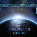 TRANCE EVOLUTION RADIO EP. #5, FEBRUARY 2013 (CHARTED)