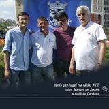 Ténis Portugal na Rádio #12 convidados: Manuel de Sousa e António Cardoso
