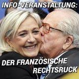 Info-Veranstaltung - Der französische Rechtsruck