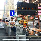 Justin Strauss @ Times Square Transmissions 12-06-2018