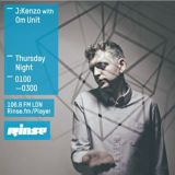 Om Unit - mix for J Kenzo on Rinse FM 03.09.2015