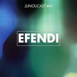 JuNouCast #41 - Efendi