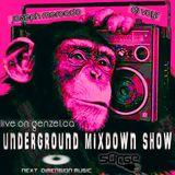 Underground Mixdown Show  #1