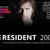 Hernan Cattaneo - Live at Akvarium Club - Budapest (Part 1) -  Episode 200 - 7th March 2015