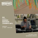 Mo w/ Sonido Berzerk (100 BPM SET) | 18th May 2019 @ Reprezent Radio