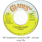 MY basement sessions 007 - Strictly vinyl 70s