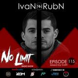 NoLimit Radio Show #115 mixed by IvaN