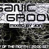Jon - Organic Grooves No. 3 @ Drums.ro Radio (06.07.2016)