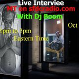 DJ BOOM INTERVIEW ON SFDC RADIO WITH DANCEHALL ARTISTE MT ........