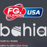 BASEEK @ FG USA RADIO - BAHIA SESSIONS