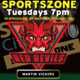 Salford Red Devils Martin Vickers On Middle 8's & Tim Sheens Appointment