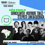 Derrick Carter @ Boiler Room x Ballantines True Music [ São Paulo, Brazil] 23.05.2018