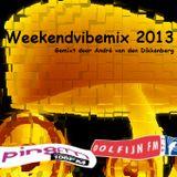 Weekendvibemix 2013