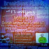 BreakBeat FLavR with FLavRjay, JahMonk & Doctah Jahngle. PHEVER 91.6FM Dublin 1-Feb-18 Sh003