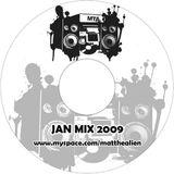 Slow Fast Mix January 2009