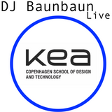 DJ Baunbaun Live DJ set from KEA, Copenhagen, DK – a vivid afternoon of lounge and beats
