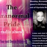 The Paranormal Pride-Brittany Fiero - 11-21-2016