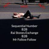 Sequential Number b2b Rai Stones Exchange b2b Mr Follow Follow | 29th May 2017