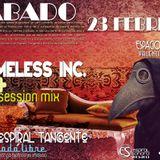 Homeless Inc (Espiral Sonora Colective) concierto 23 febrero Cafe Espiral Tangente Jam Session Mix
