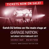 Dj Intime' s House  and Garage sessions - TF Live