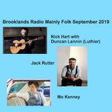 Brooklands Radio Mainly Folk September 2019