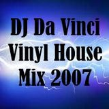 Vinyl House Mix for Drop Shop Radio 2007