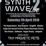 THE SYNTH WAVE SHOW 'SYNTH WAVE LIVE 2 SPECIAL' (SWS37)