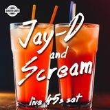 Live 45's mix at South Cafe - Mr. And-7 & Dj Scream