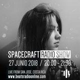 Spacecraft Radio Show 023 - Melina