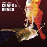 Caspa & Rusko - FABRICLIVE.37