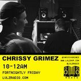 LVLZ RADIO   LAUNCH SET   CHRISSY GRIMEZ MIX   1.12.15 10-12AM