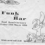 Funk the Bar 2000 Reggae Special