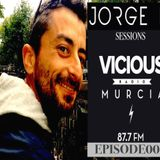 Jorge N // VICIOUS RADIO MURCIA EPISODE009