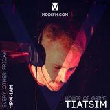 12/04/19 - Tiatsim w/ Discarda, Jammz and Tommy B - Mode FM