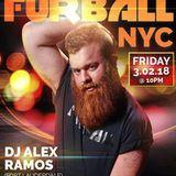 Furball NYC Pre Party Podcast Alex Ramos 3/2/18 @ Copacabana