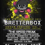Emphaser @ Bretterbox INDOOR Festival Vol.1 / Mbox Kaisersesch - 06.04.2013