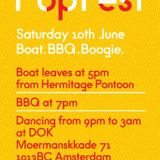 Popfest@Dok, Amsterdam 10-06-17