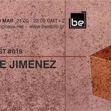 Jose Jimenez In The Mix for Radio Show DEEP PHASE / BERADIO.GR Part2