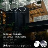 DJ Chux - The OthaSoul Radio Show 92 - Con Sensus & PhybaOptikz