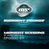 The MidNight Sounds Radio Pres MidNight Sessions by Abner Abdhala episodio 011