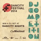 Dancity Festival 2014 dj competition - Luca Bianchi as Citizen Smith