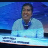AUDIO COMPLETO: Presidente ECUARUNARI en TELEAMAZONAS