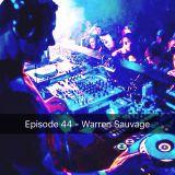 Episode 44 - Warren Sauvage