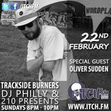 DJ Philly & 210 Presents - Trackside Burners 70 - Oliver Sudden
