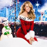 UK Top 50 Singles Chart Show 7th December 2018. Produced and Compiled by DJ Dino. Week 49