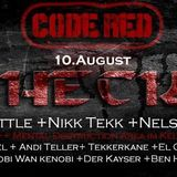 Nelson Katzer - Mental Destruction vs Code Red @ Mikroport Krefeld 10.08.2013