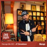 Crate Diggers Mix 003 - JT Donaldson