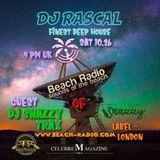 DJ Rascal - Beach Radio Co Uk - Finest Deep House - Vol 14 - 26.10.2019